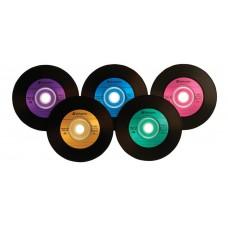 CD-R Verbatim Vinyl 700MB 52X 80Min Slim